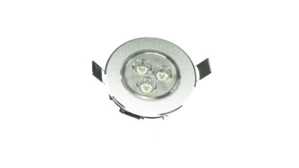 Spot cu LED 3W Alb-Cald