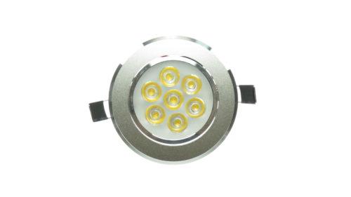 Spot cu LED 7W Alb-Cald