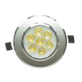 Spot cu LED 7W Alb-Rece