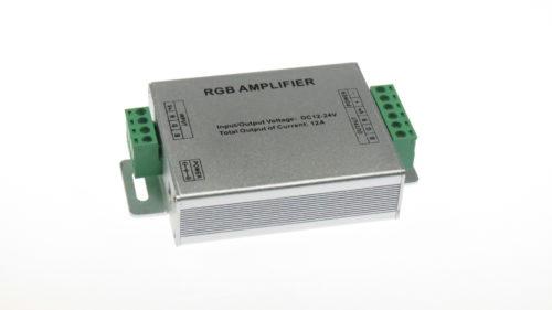 Amplificator pentru banda cu LED-uri RGB 144W