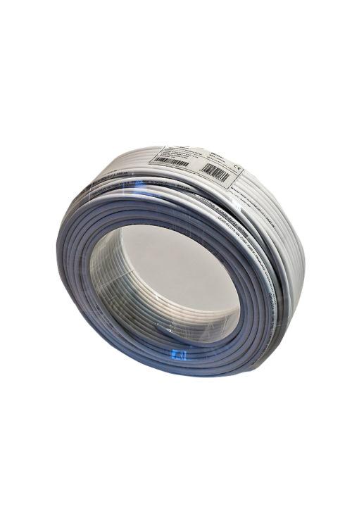 Cablu coaxial RG6 75Ohm