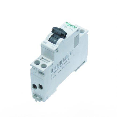 Siguranta automata pol+nul (F+N) 6A cod A9N21545 Schneider Electric