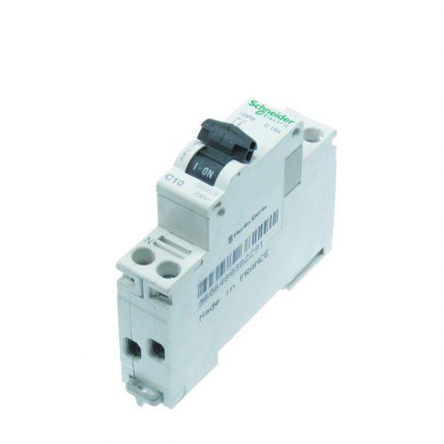 Siguranta automata pol+nul (F+N) 10A cod A9N21546 Schneider Electric