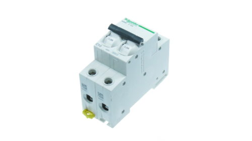 Siguranta automata 2poli (2P) 10A cod A9K24210 Schneider Electric