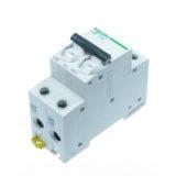 Siguranta automata 2poli (2P) 25A cod A9K24225 Schneider Electric