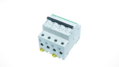 Siguranta automata 4poli (4P) 16A cod A9K24416 Schneider Electric