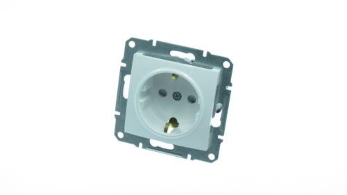 Priza simpla SEDNA cod SDN3000121 Schneider Electric