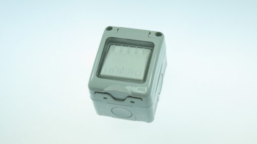 Intrerupator cap-scara aparent etans IP55 cod 34511 MODENA