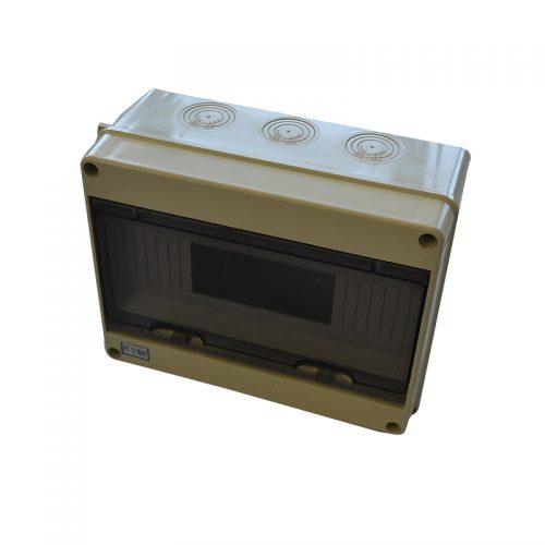 Tablou PVC IP65 pentru 12 sigurante MODENA