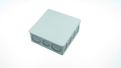 Doza ramificatie ST 105x105mm 08-21004-105 Courbi