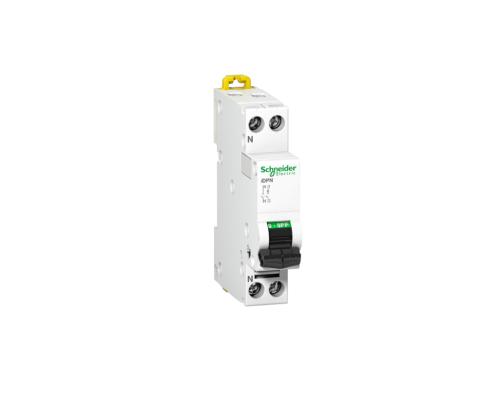 Siguranta automata pol+nul (F+N) 25A cod A9N21549 Schneider Electric