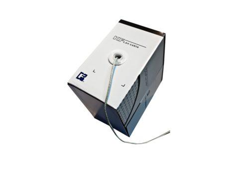 Cablu FTP cat5e 0.51mm cupru masiv