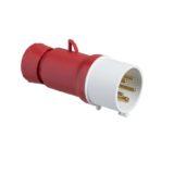 Fisa (stecher) 32A 380V 5 pini IP44 cod PKE32M435 Schneider Electric