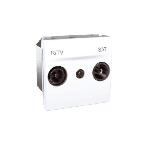 Priza simpla TV + SAT UNICA Basic cod MGU3.454.18 Schneider Electric