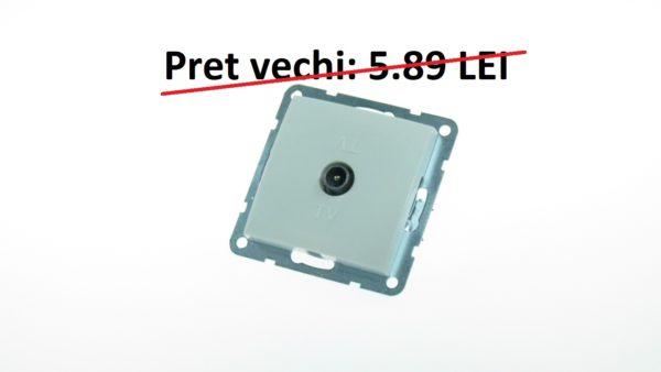 Priza TV simpla cod 60031 MODENA