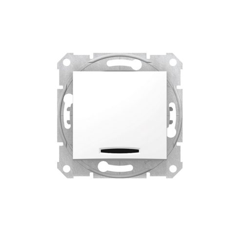 Intrerupator cap-scara cu led SEDNA cod SDN1500121 Schneider Electric