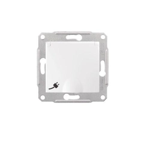 Priza simpla cu capac SEDNA cod SDN3100121 Schneider Electric