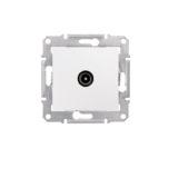 Priza simpla TV SEDNA cod SDN3201621 Schneider Electric