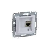 Priza simpla internet STP cat6 SEDNA cod SDN4900121 Schneider Electric