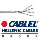Cablu UTP cat6 cupru masiv 0.57mm LSZH