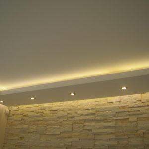 Spot cu LED 3W Alb-Rece