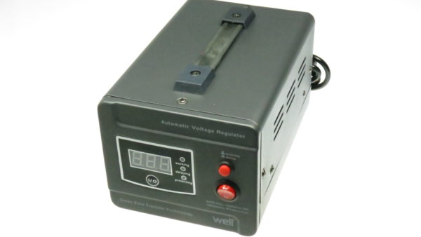 Stabilizator tensiune 220V 1000VA / 600W
