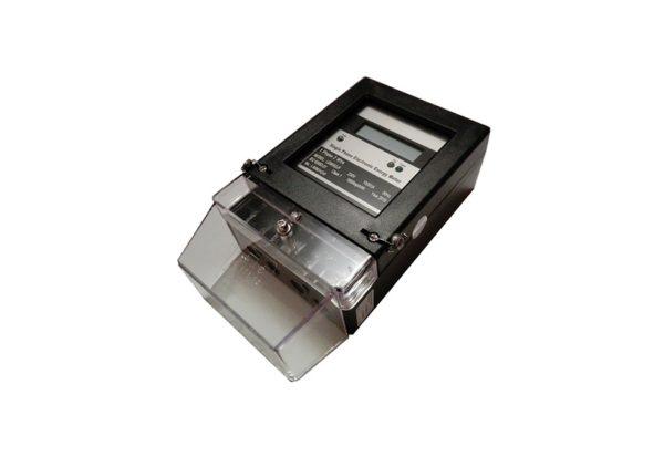 Contor electronic 10-60A 220V pasant
