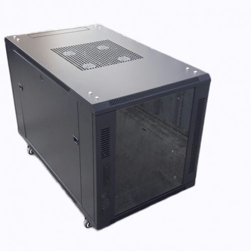 Rack stand-alone 12U 60x100cm server rack NETLOG