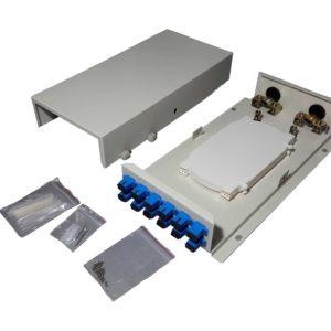Patch panel ODF pentru 12 fibre tip box simplex