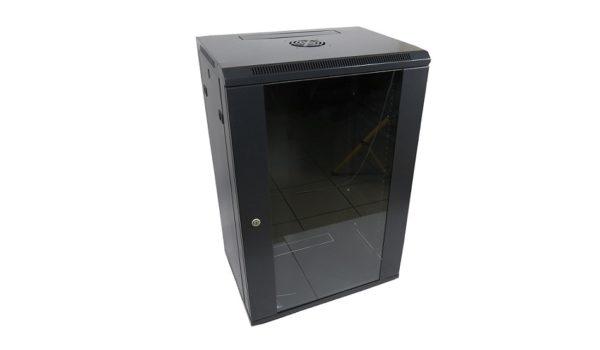 Rack wall-mount 18U 60x45cm NETLOG