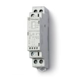 Contactor 25A 2P 230V 2ND cod 223202304340 Finder