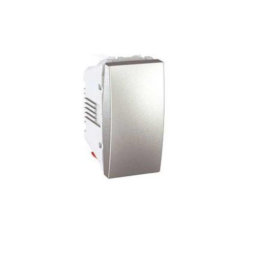 Intrerupator cu revenire Silver UNICA modular cod MGU3.106.30 Schneider Electric