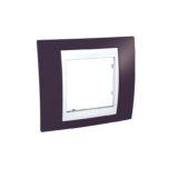 Rama simpla Granat UNICA Colors cod MGU6.002.872 Schneider Electric