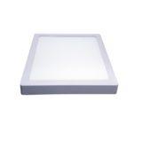 Spot cu LED (downlight) 18W Alb-Rece patrat aplicat