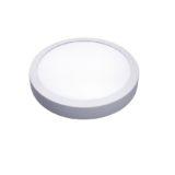 Spot cu LED (downlight) 18W Alb-Rece rotund aplicat