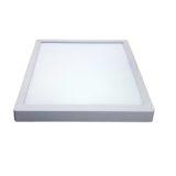 Spot cu LED (downlight) 24W Alb-Rece patrat aplicat